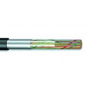 Patch cord cat.6 FTP RJ45 5,0mb żółty