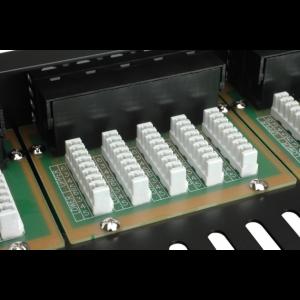 Patchcord światłowodowy 50/125 duplex ST-FC 1.0m
