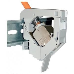 Patchcord światłowodowy 50/125 duplex ST-SC 1.0m
