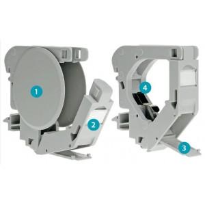 Patchcord światłowodowy 50/125 duplex ST-SC 2.0m