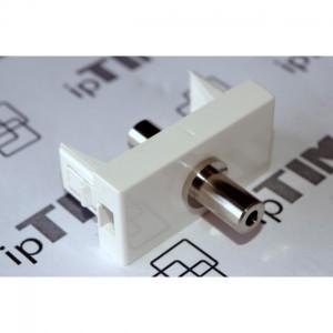 Patchcord światłowodowy 9/125 duplex LC-ST 1.0m