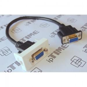 Aten - Rozdzielacz video VS-82 2 x VGA