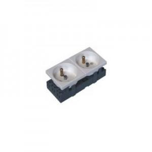 Adapter ipTIME F.O. SC duplex SM ceramiczny