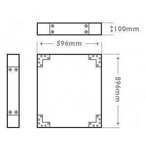 Kabel światłowodowy patchcordowy 50/125 duplex OM2 100mb