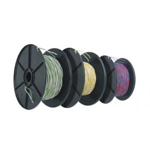 Kabel skrętka UTP 4x2 drut Solarix kat.5e AWG24 PVC 305m