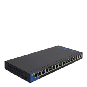 "Switch rack 19"" 24-portowy 100MB  ST3124  NETIS"