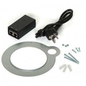 Uchwyt elektroinstalacyjny z tworzywa sztucznego do przewodów typu YDYP M8 gł. 40mm ( 100 szt. )