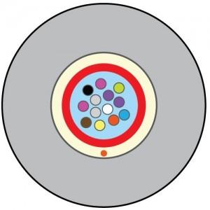 Puszka natynk z ramką do CSA/ MS/-K (80x80x40mm) biała RAL9010 DATWYLER