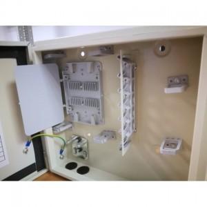 Kabel skrętka UTP 4x2 linka Solarix kat.5e AWG24/7 PVC 305m szary