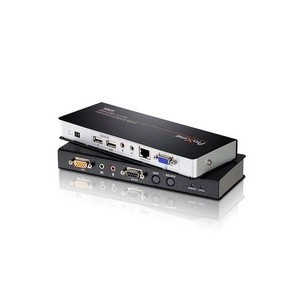 Aten - Przełącznik video VS-0801H 8 x HDMI