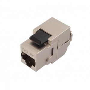 Patch cord cat.5e RJ45 1,0mb żółty